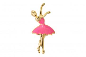 Broche de Resina Pink (Cód. BROPK)